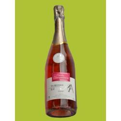 Vin Rosé Mousseux