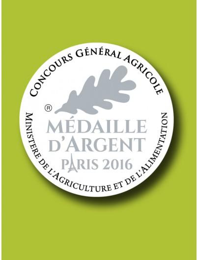 Vin mousseux rosé - primé Paris 2016