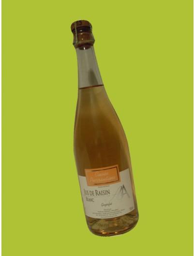 Jus de raisin blanc - viticulteur - Domaine Amiant