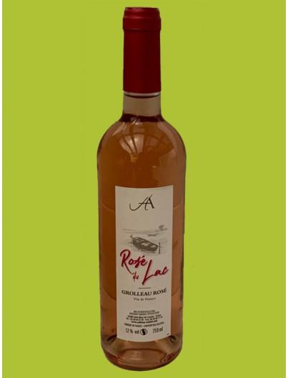 Grolleau rosé ~ Rosé du Lac