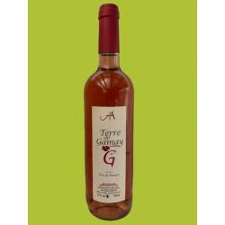 Terre de Gamay rosé - Domaine Amiant, Vin de France