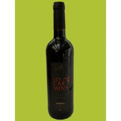 Les Carmins - Vin rouge Anthony Amiant