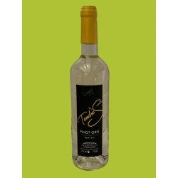 Pinot Gris Tendre's Anthony Amiant