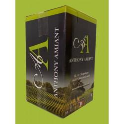 Grolleau gris ~ Flanelle - Vin de France Anthony Amiant