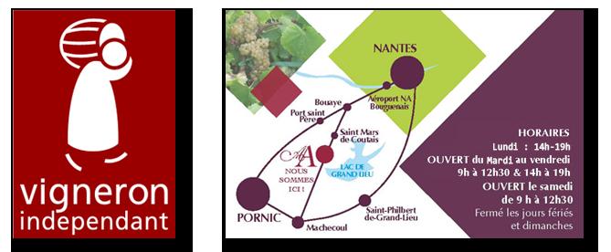Anthony Amiant, vigneron indépendant 44 Nantes Pornic - St Mars de Coutais